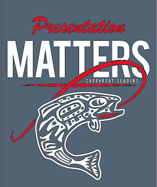 Presentation Matters T-Shirt from Cutthroat Leader Co